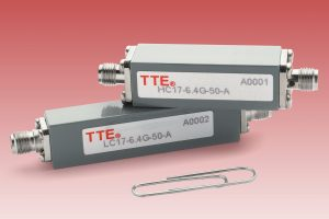 TTE Filters Introduces Two New Series for High Frequency Testing Applications