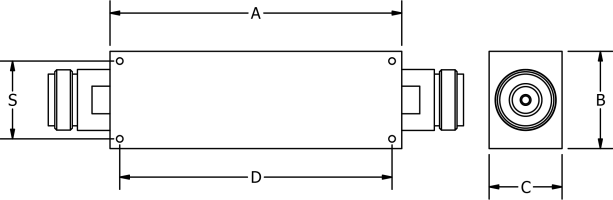 Connectorized Type N